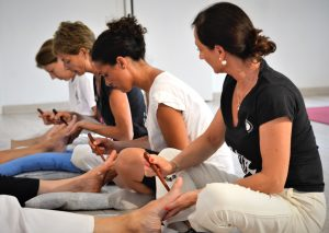 corso thai foot massage