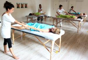 Corso professionale massaggio olistico